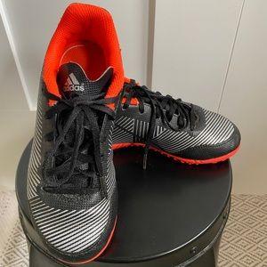 Sz 1 Adidas Turf Cleats